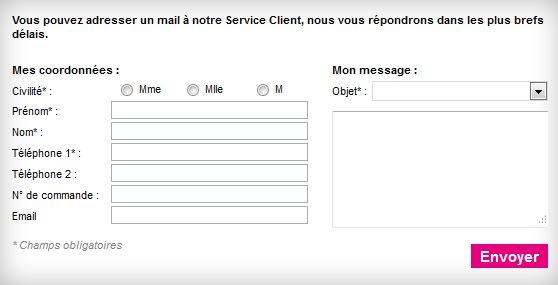 contact service client monoprix mes courses